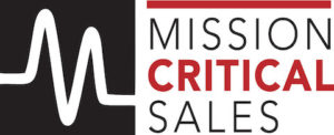 Mission Critical Sales